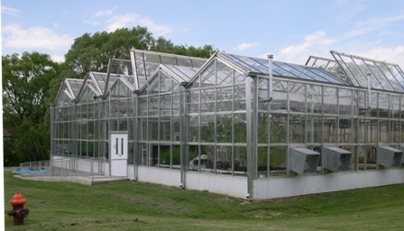 plant growth facility