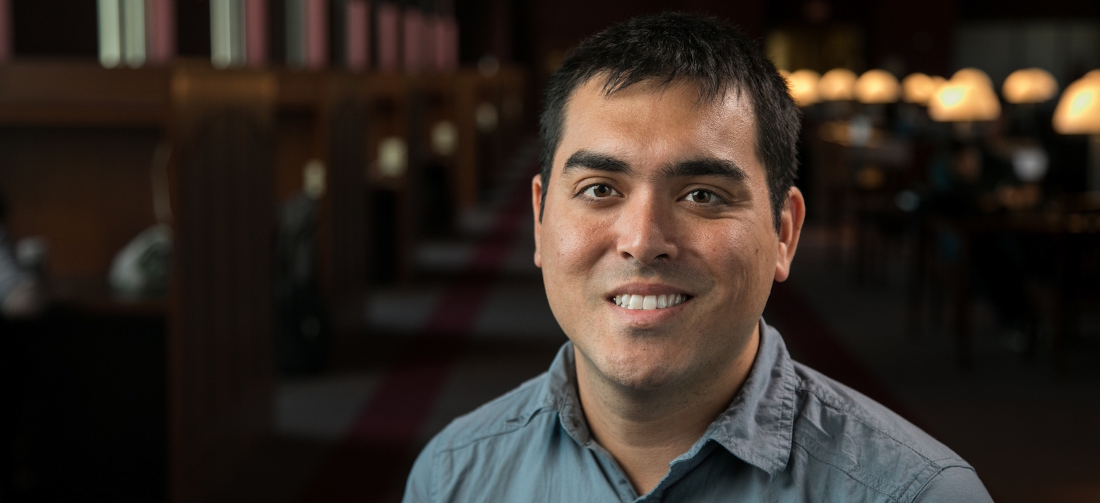 Josef Uyeda is named assistant professor of biological sciences in College of Science