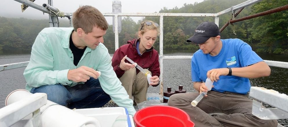 Testing the water: Virginia Tech team launches system to predict water conditions