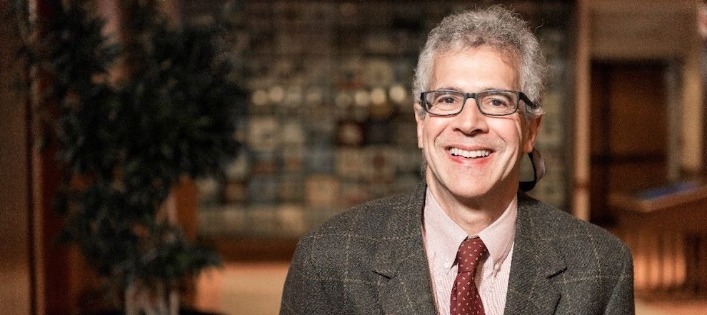 Robert Cohen named head of Department of Biological Sciences in College of Science